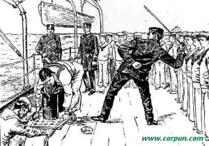 Ilustrasi Corporal Punishment (Hukuman fisik). Sumber Foto: www.corpun.com